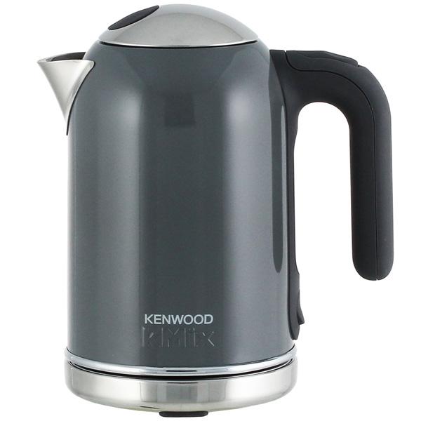 Чайник Kenwood SJM-020 GY, 2200Вт, 1л, сталь, серый kenwood sjm 020 rd