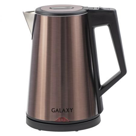 Чайник Galaxy GL 0320 (бронзовый) чайник galaxy gl 0303