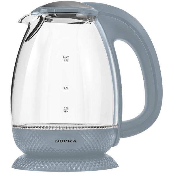 Чайник Supra KES-2172 grey
