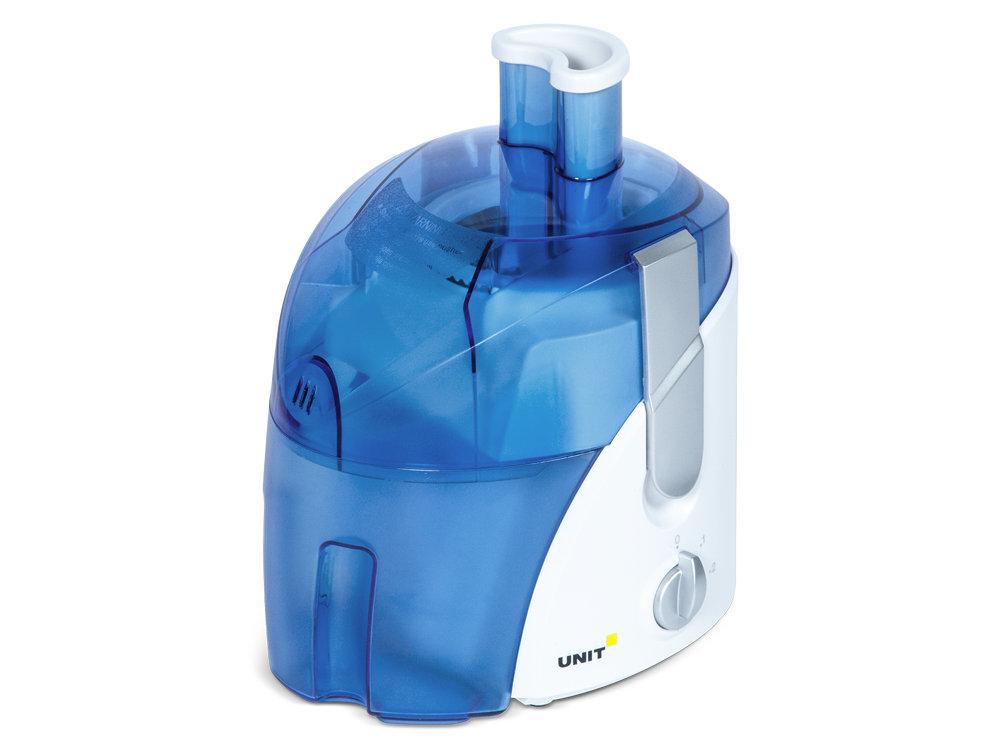 Соковыжималка UNIT UCJ-416 Бело-голубой happy baby ручной breast pump бело голубой