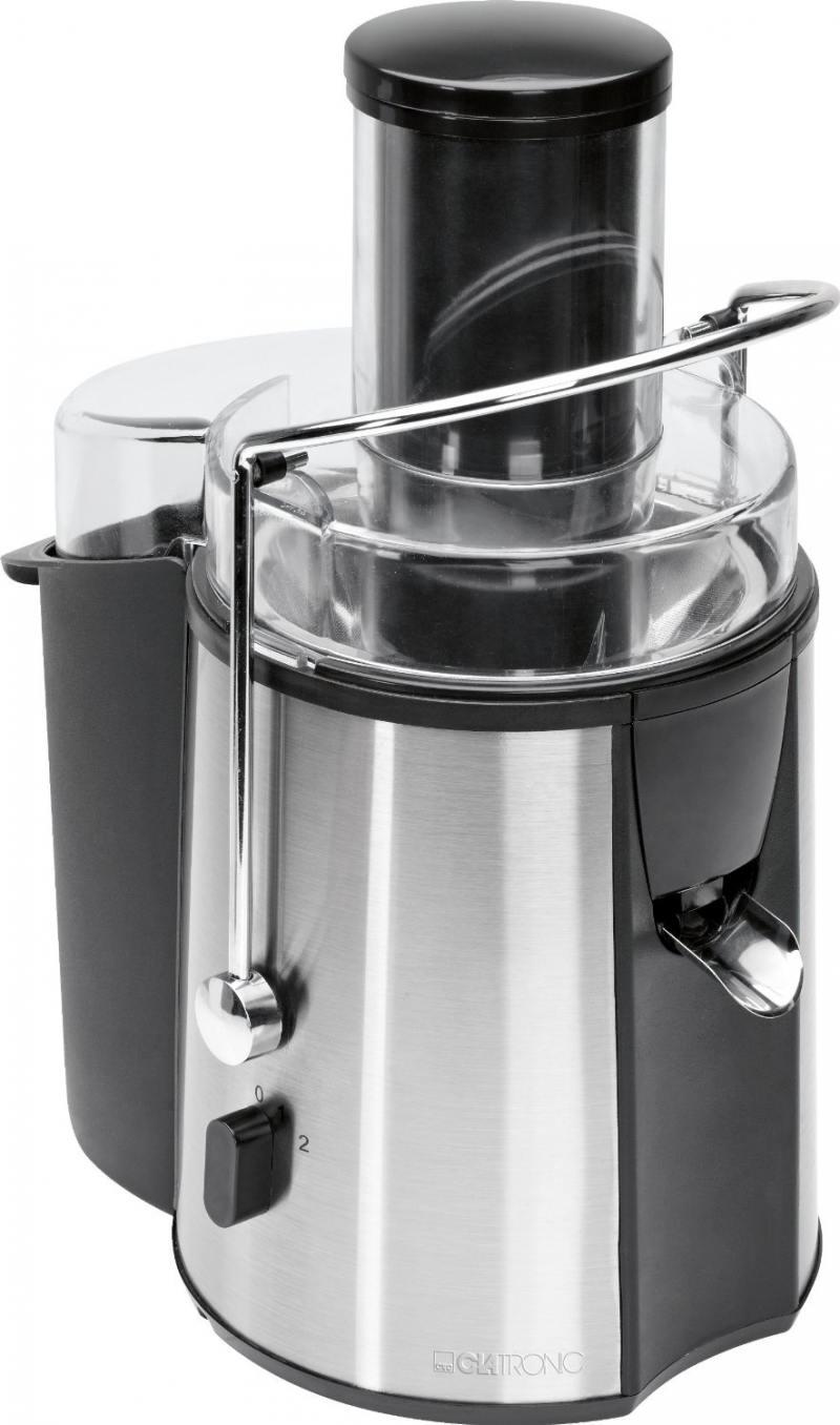 Соковыжималка Clatronic AE 3532 1000 Вт серебристый кофеварка clatronic ka 3555 870 вт белый