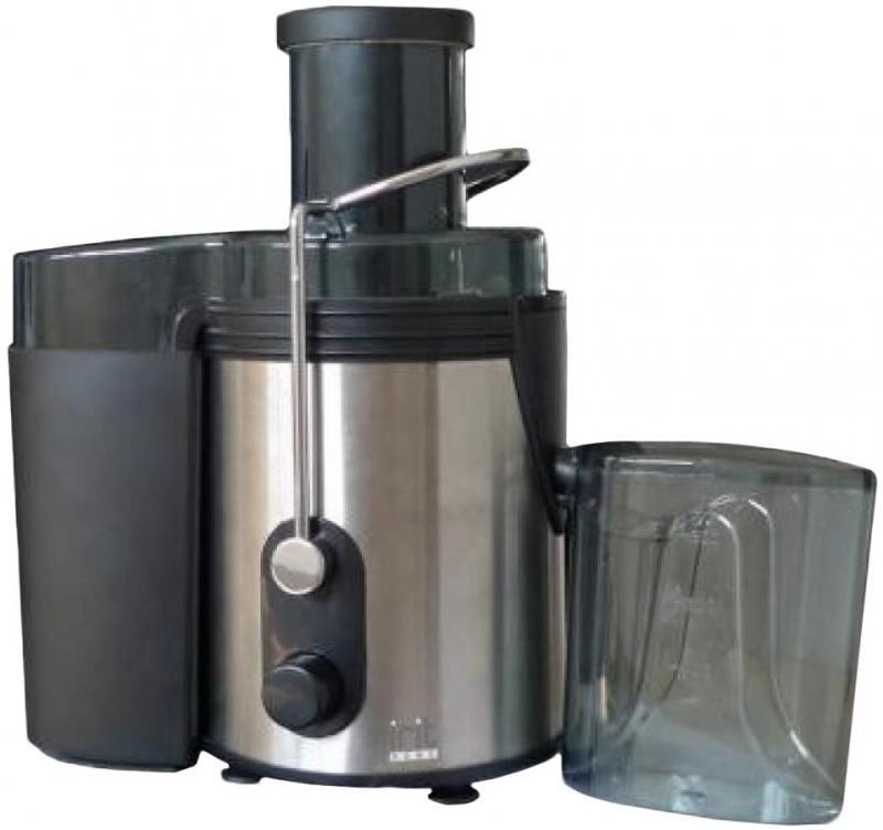 Соковыжималка Irit IR-5604 700 Вт чёрный серебристый IR-5604