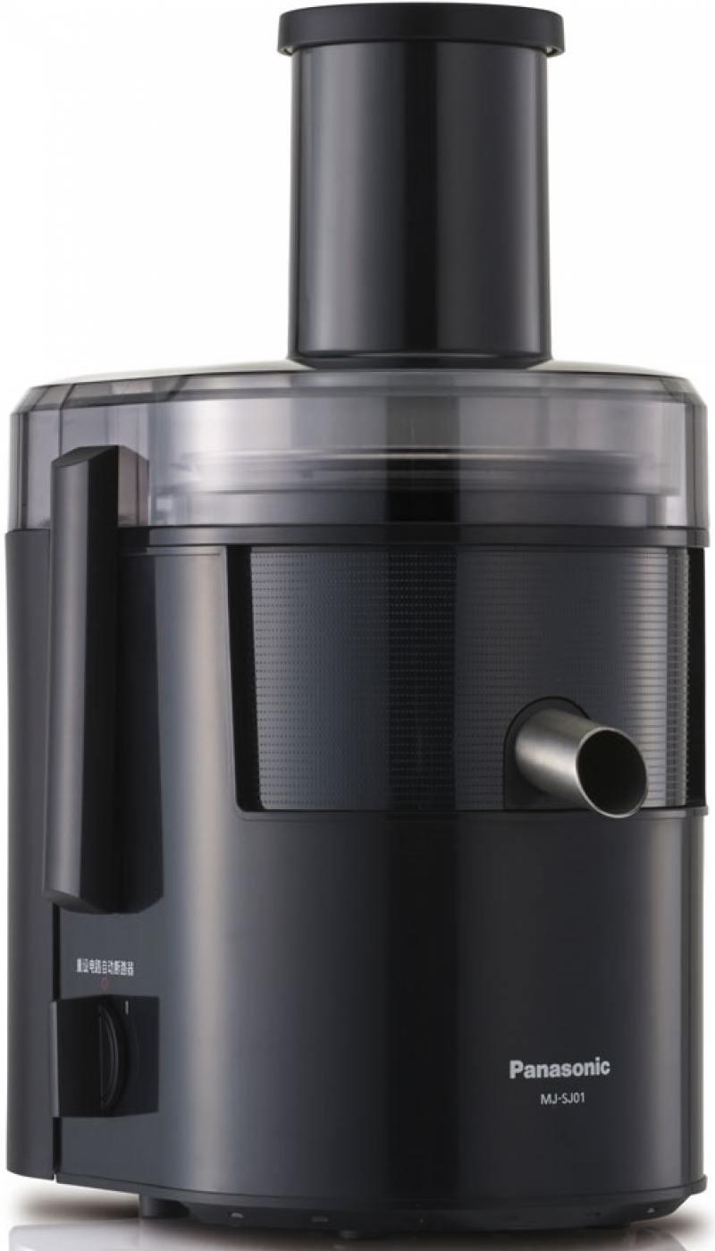 Соковыжималка Panasonic MJ-SJ01KTQ 800 Вт чёрный