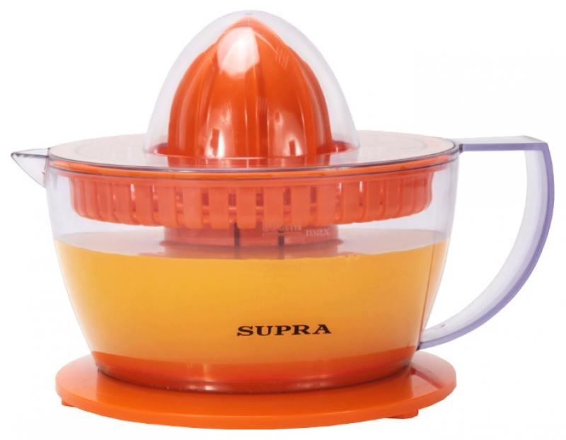 Соковыжималка Supra JES-1027 25 Вт оранжевый supra lc 19250wl black