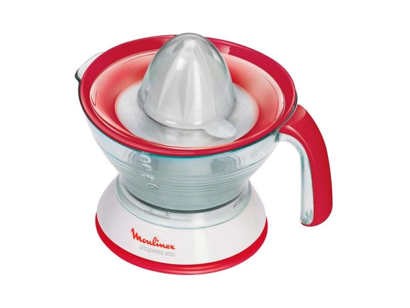 Соковыжималка Moulinex PC300110 белый красный кухонная машина moulinex qa50adb1