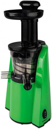 Соковыжималка Scarlett SC-JE50S36 220 Вт чёрный зелёный соковыжималки электрические scarlett соковыжималка цитрусовая scarlett sc je50c03 90вт