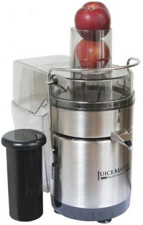 Соковыжималка Rotel Juice Master 240 Вт белый серебристый