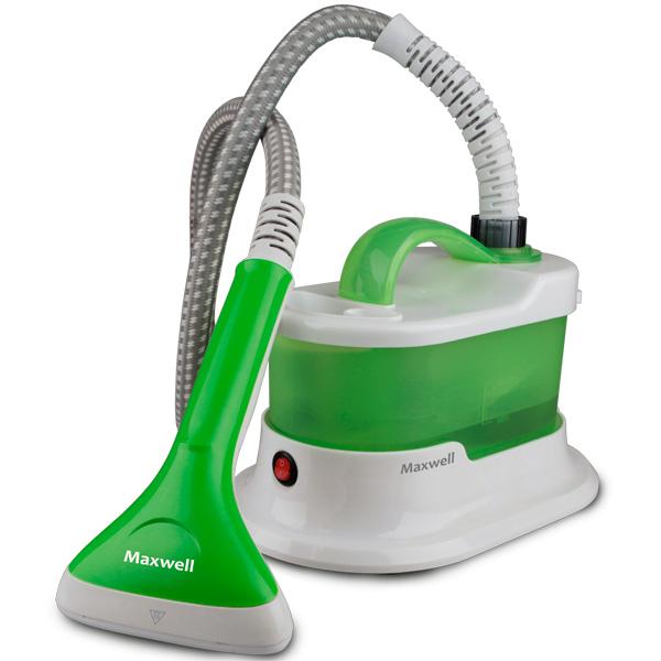 Отпариватель Maxwell MW-3715G 1500Вт 1.4л бело-зеленый