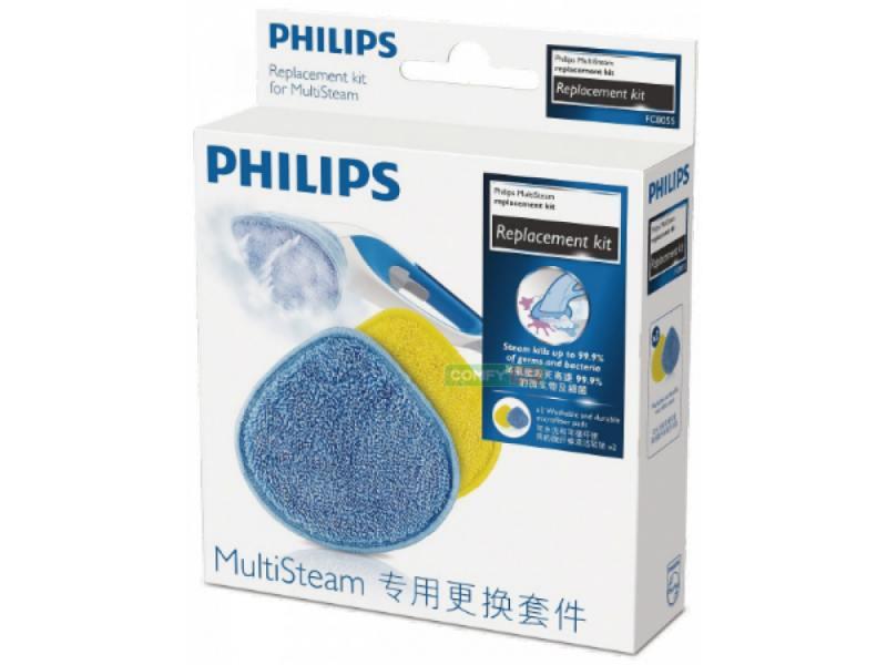 Насадки для паровых очистителей Philips FC8055/01 для FC7008 FC7012 пароочиститель philips fc7008 01