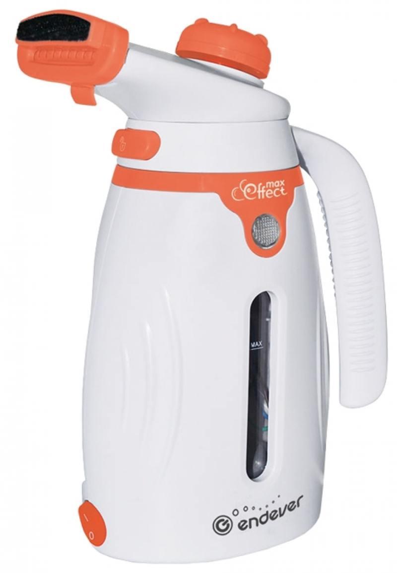 Отпариватель Endever Odyssey Q-418 800Вт 0.25л бело-оранжевый