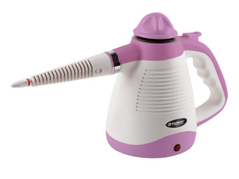 Отпариватель Endever Odyssey Q-431 900Вт 0.45л бело-розовый пылесосы endever пылесос