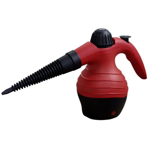 Отпариватель Grand Master GM-VSC38, ручной, 1050Вт, давление пара 2.5-4.2 бар, красный