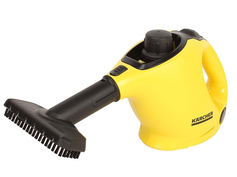 Пароочиститель KarcherSC 1 (yellow) *EU smile esc 1026 yellow пароочиститель