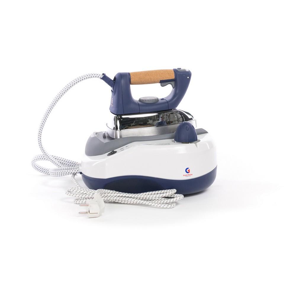 Парогенератор с утюгом Grand Master GM-530 2000 Вт, Бак 800 мл, Пар 100 гр/мин