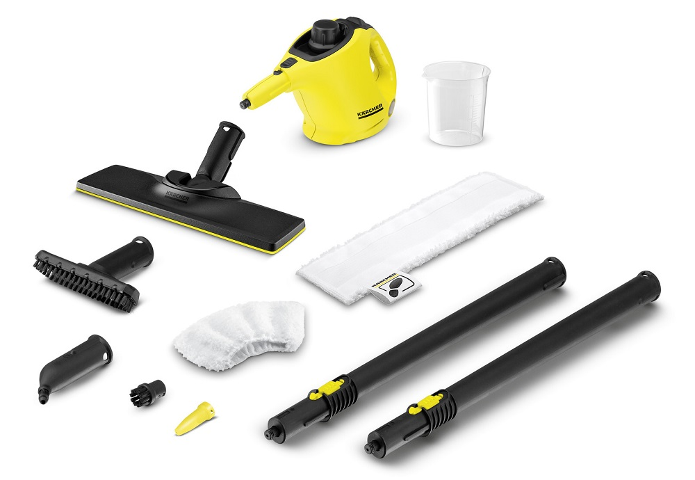 цена на Пароочиститель Karcher SC 1 EasyFix yellow