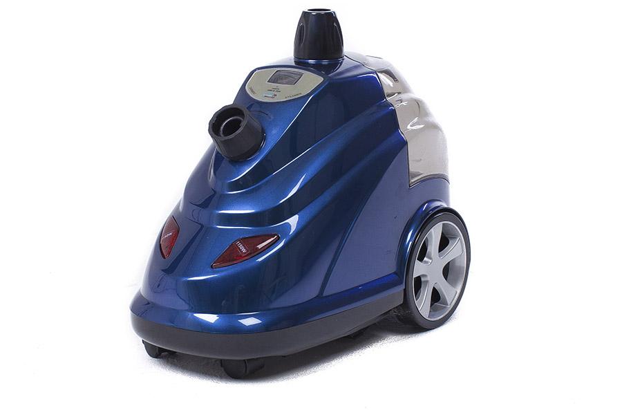 Отпариватель Grand Master GM-S205 Professional 2.3кВт, Бак 2.5л, Пар 80гр/мин, синий