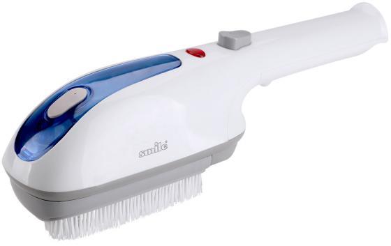Отпариватель Smile SI 1017, ручной, 700Вт, белый пароочиститель smile si 1017 0 09 л 700 вт