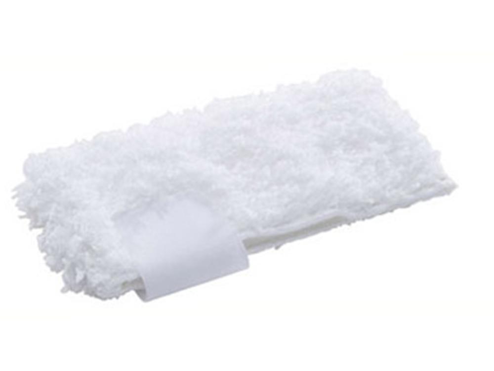Аксессуар для пароочистителей Karcher, набор салфеток Steam+Clean Cover, для поверхностей (2шт) комплектующие и аксессуары для пароочистителей