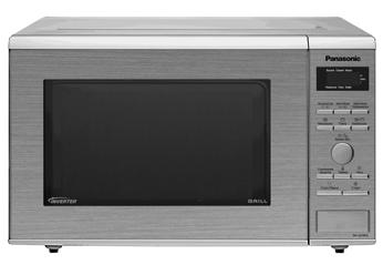 Микроволновая печь Panasonic NN-GD382SZPE микроволновая печь panasonic nn sd382szpe nn sd382szpe