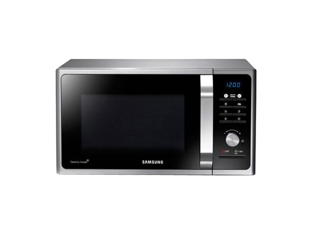 Микроволновая Печь Samsung MS23F302TAK 800W черный микроволновая печь samsung mc32k7055ct