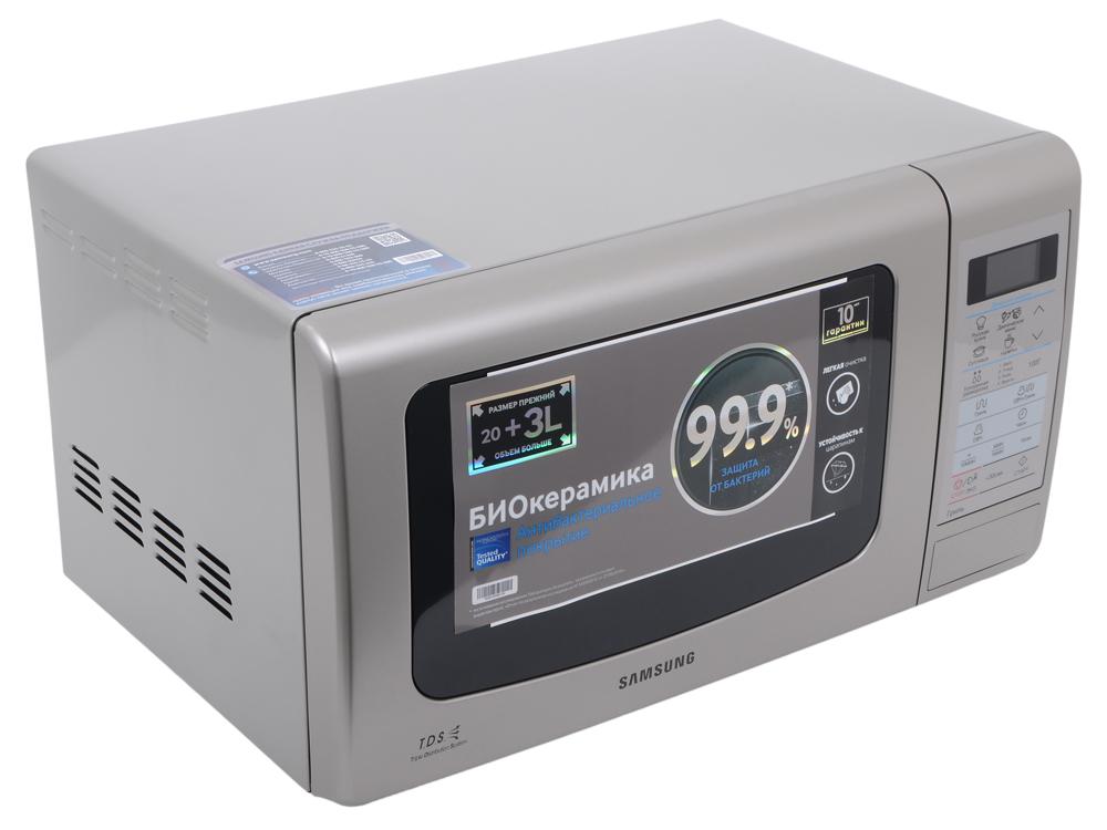 Микроволновая печь Samsung GE83KRS-3 встраиваемая микроволновая печь свч samsung fw 77 sr b