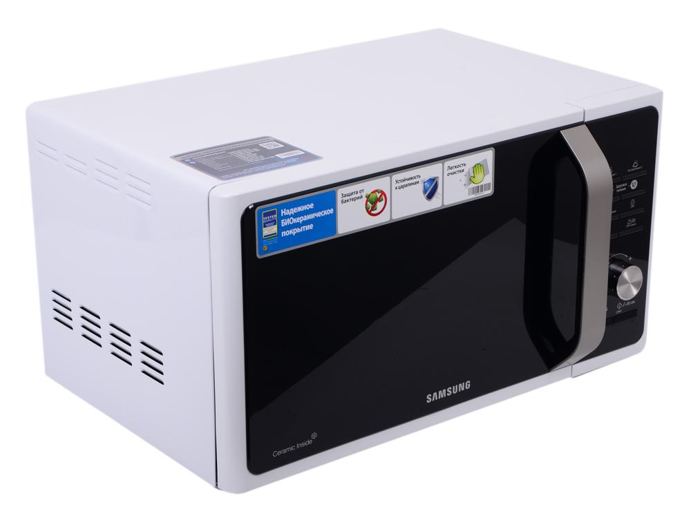 Микроволновая печь Samsung MG23F301TAW микроволновая печь samsung mc32k7055ct