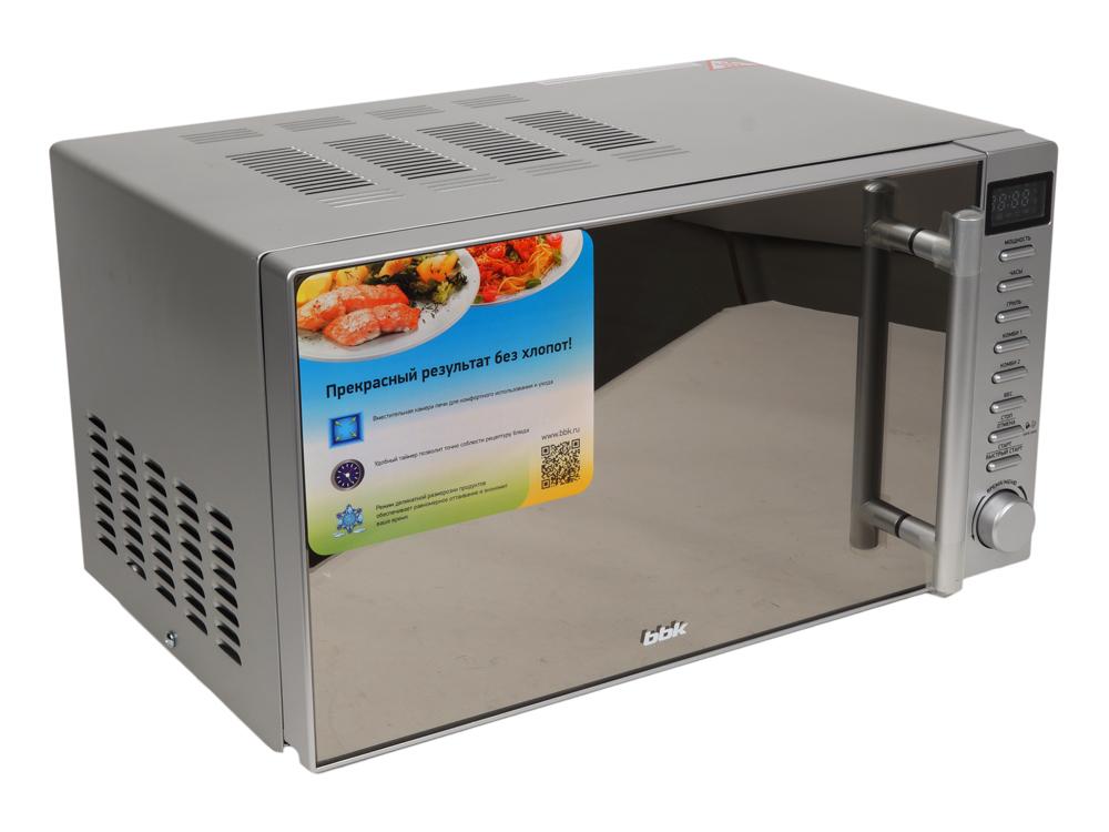 Микроволновая печь BBK 20MWG-733T/BS-M микроволновая печь bbk 23mws 927m w 900 вт белый