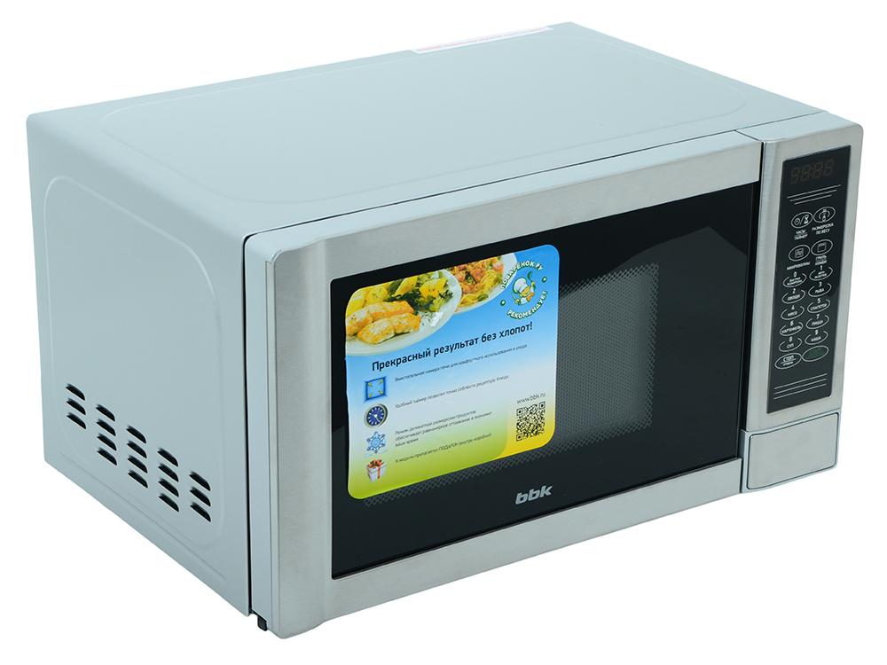 Микроволновая печь BBK 20MWG-734S/BX микроволновая печь supra mwg 2232tb