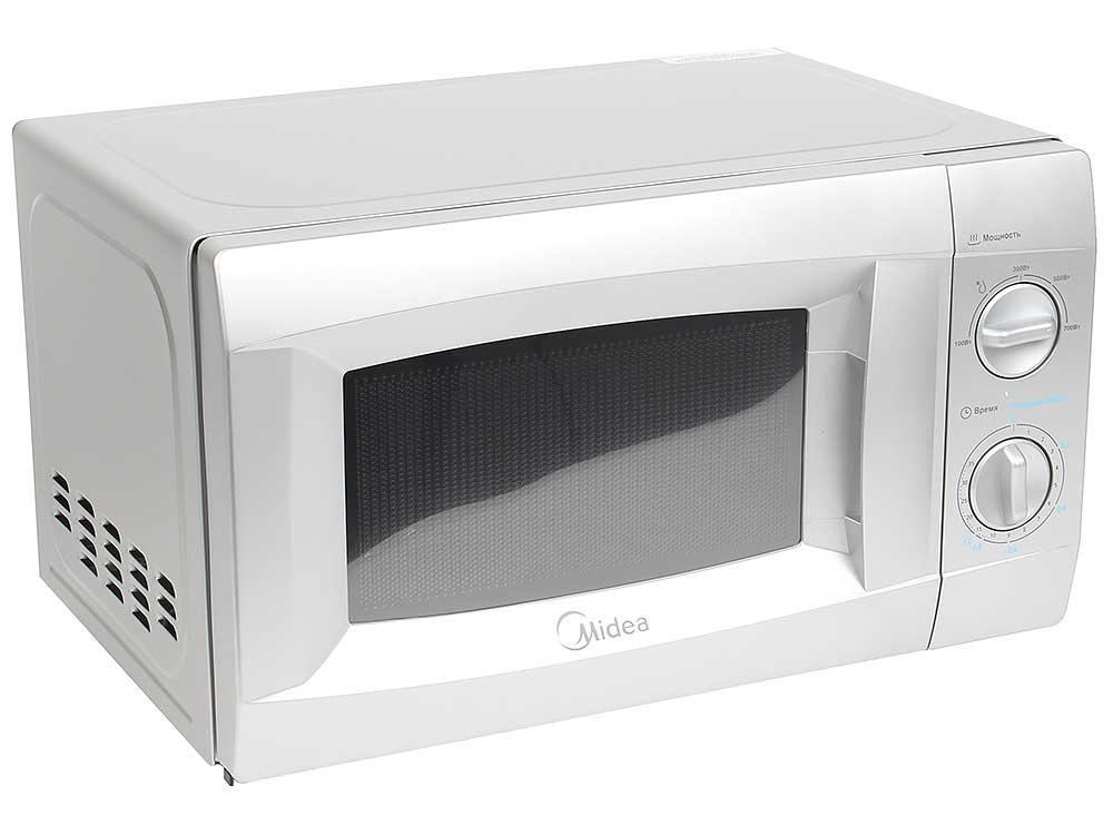 Микроволновая печь MIDEA MM720CKE-S микроволновая печь midea am720c4e s