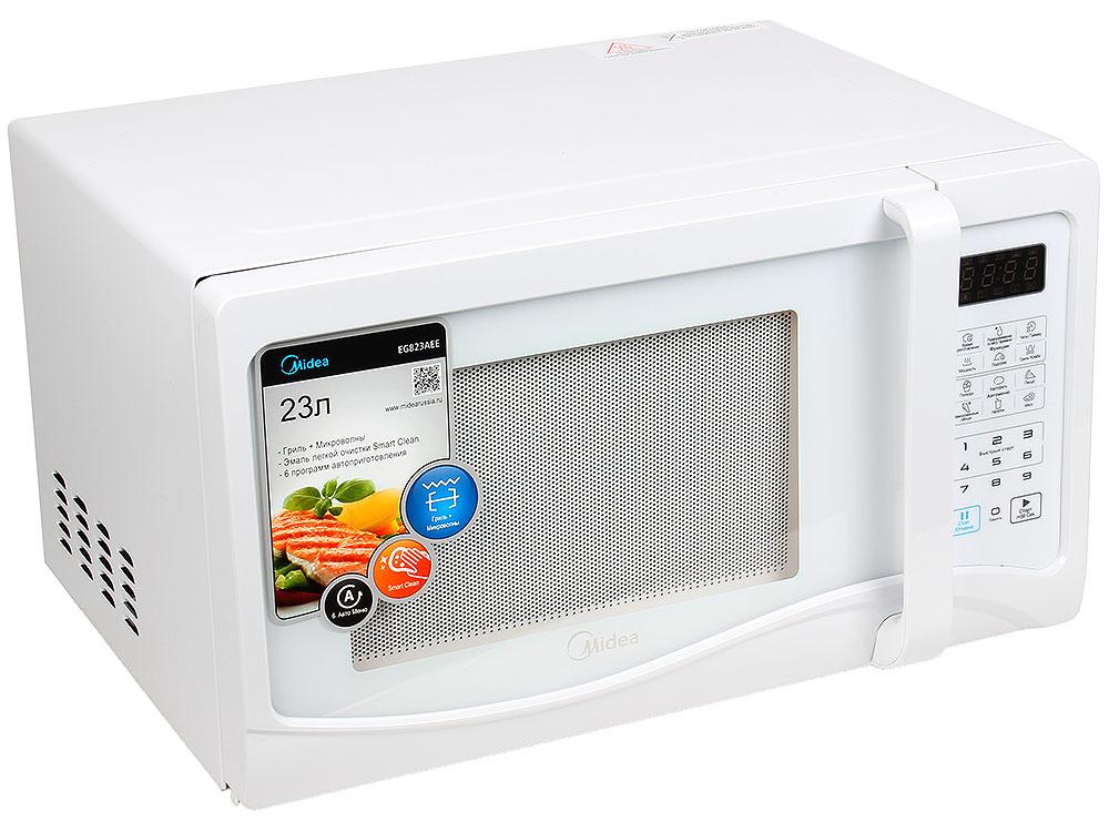 Микроволновая печь MIDEA EG823AEE микроволновая печь midea eg823aee белый