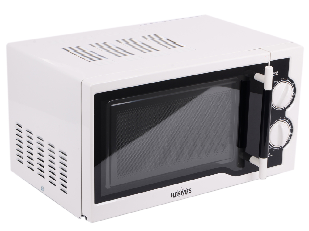 Микроволновая печь Hermes Technics HT-MW105L 700 Вт белый чёрный technics technics rp dj1215e s