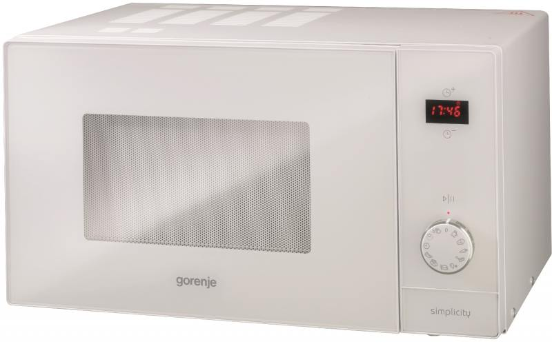 Микроволновая печь Gorenje MO6240SY2W 900 Вт белый цена