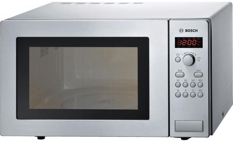 Микроволновая печь Bosch HMT84M451R микроволновые печи bosch микроволновая печь