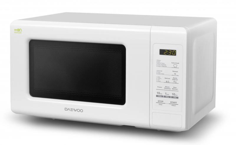 Микроволновая печь DAEWOO KOR-661BW 700 Вт белый daewoo kor 662bw белый