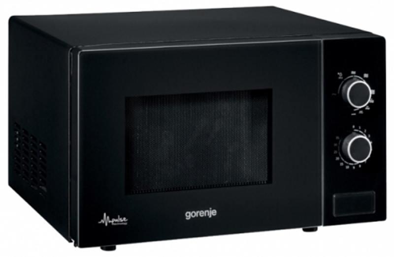 цена на Микроволновая печь Gorenje MO21MGB 800 Вт чёрный