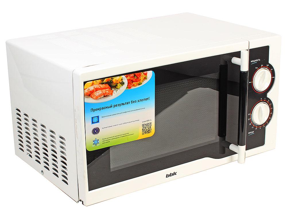 Микроволновая печь BBK 23MWS-928M/W микроволновая печь bbk 23mws 927m w 900 вт белый