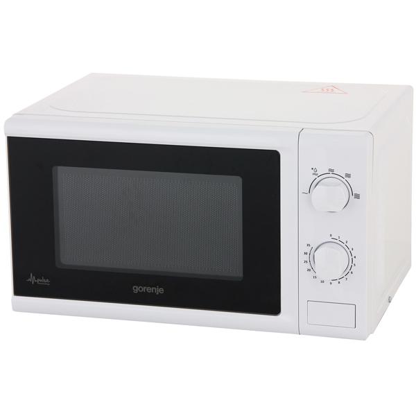 Микроволновая печь Gorenje MMO20MWII 20л 800Вт белый gorenje hbx485qw черно белый