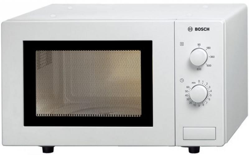 Микроволновая печь Bosch HMT72M420R белый, 800, 17л [HMT72M420R] микроволновая печь встраиваемая bosch hmt72m654