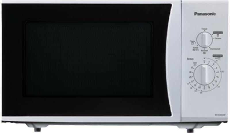Микроволновая печь Panasonic NN-GM342WZTE 700 Вт белый микроволновая печь panasonic nn gd382szpe