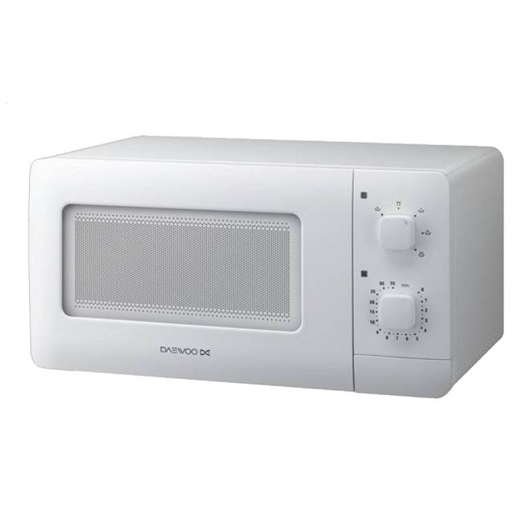 Микроволновая печь DAEWOO KOR-5A07W 500 Вт белый