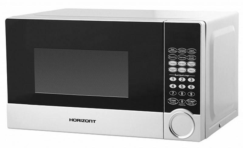 Микроволновая печь Horizont 20MW800-1479BDS led телевизор 15 30 horizont 24le5181d