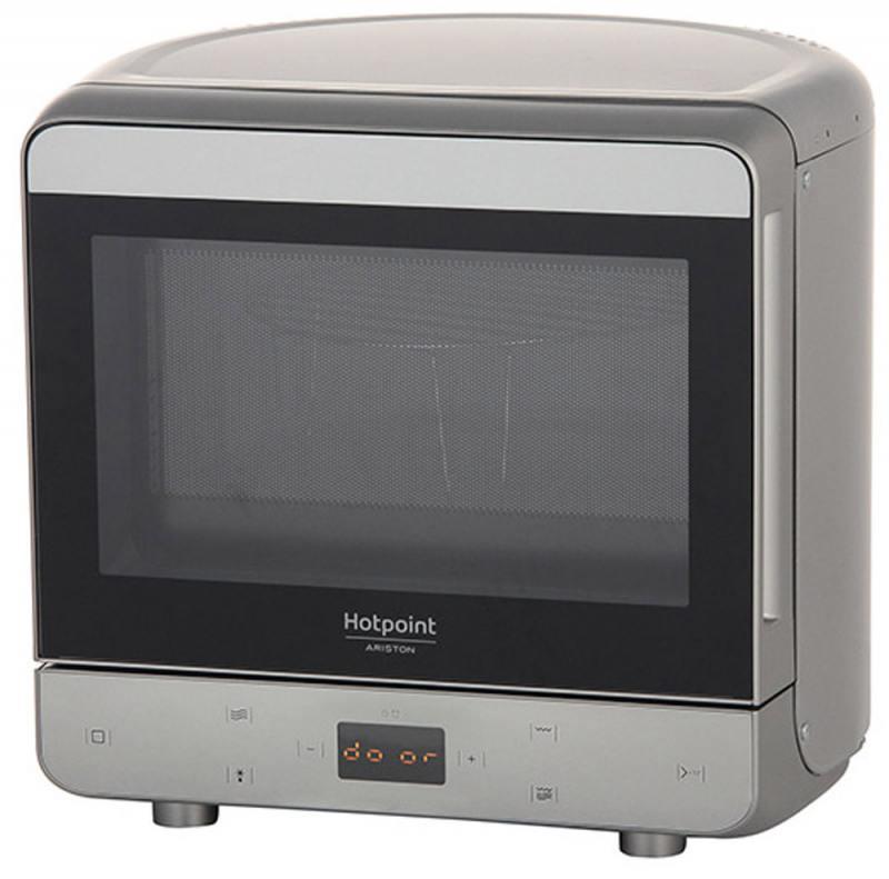 Микроволновая печь Ariston MWHA 1332 700 Вт серебристый микроволновая печь ariston mwha 33343 b 1000 вт чёрный