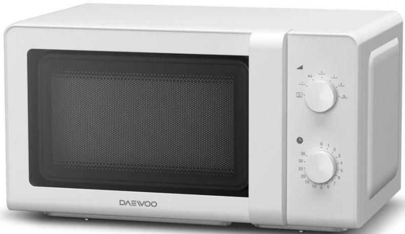 Микроволновая печь DAEWOO KOR-6627W 700 Вт белый