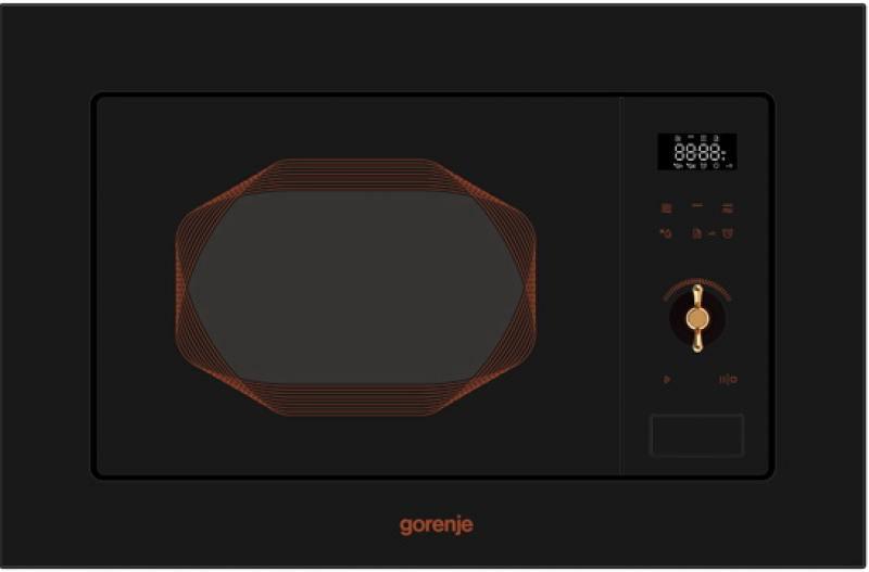 Встраиваемая микроволновая печь Gorenje BM201INB цена и фото