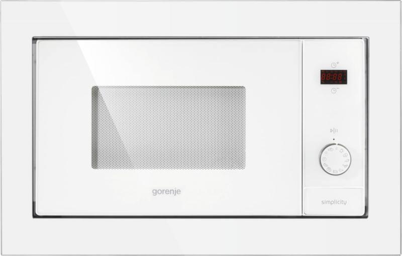 Встраиваемая микроволновая печь Gorenje BM6240SY2W микроволновая печь встраиваемая gorenje bm6250 ora w