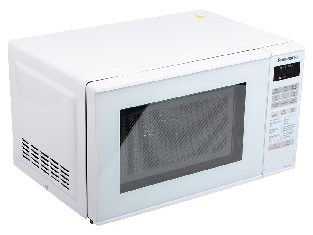 Микроволновая печь Panasonic NN-GT261WZTE печь свч panasonic nn gt261wzte гриль 20л 1 0квт сенс бел