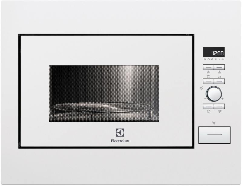 Фото - Встраиваемая микроволновая печь Electrolux EMS26004OW встраиваемая микроволновая печь electrolux ems26004ok