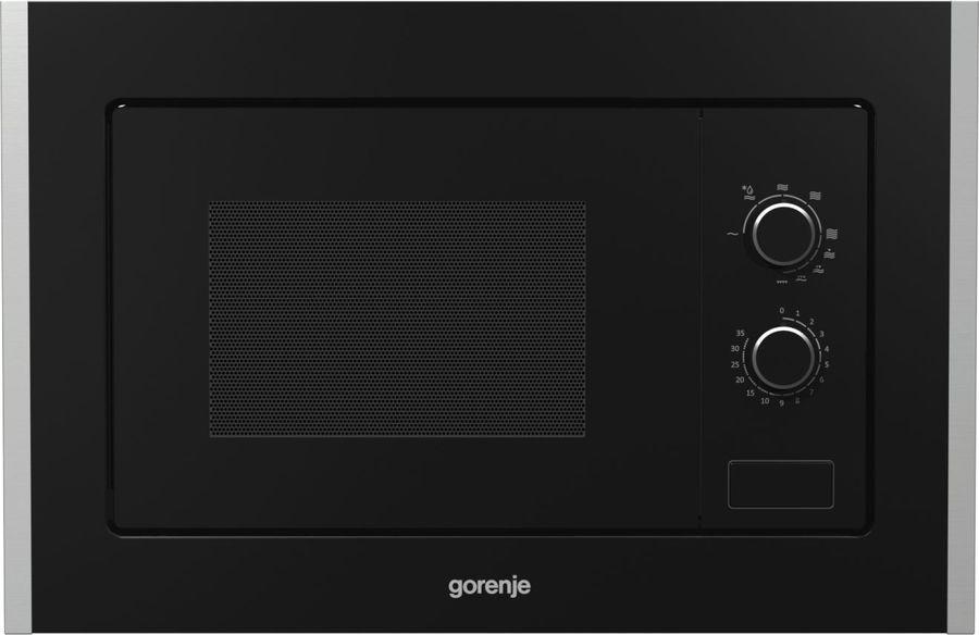 Встраиваемая микроволновая печь Gorenje BM171E2XG микроволновая печь встраиваемая gorenje bm6250 ora w