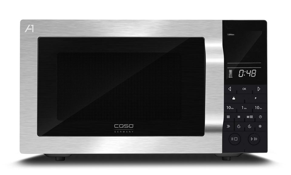 Микроволновая печь CASO TMCG 25 Chef Touch микроволновая печь свч caso tmcg 25 chef touch