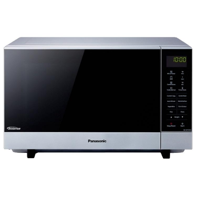 Микроволновая печь Panasonic NN-GF574MZPE 27л 1000Вт серебристый микроволновая печь panasonic nn gd382szpe